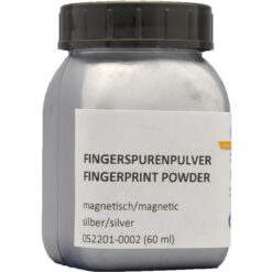 Magnetpulver silber